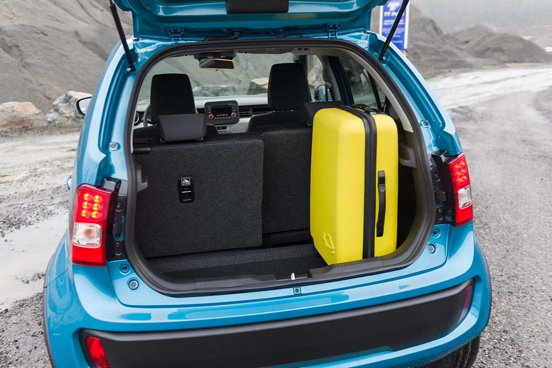 Bil & motor, prøvetur 22.11.2016:Suzuki Ignis, 4x4 ladbar hybrid