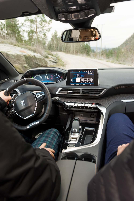 Ny Peugeot 3008 lansert desember 2016