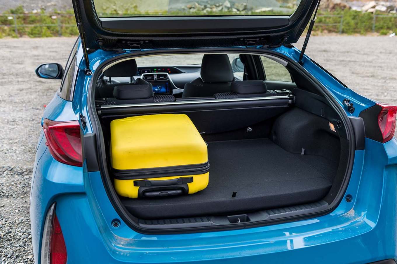 Toytota Prius Plug-in Hybrid