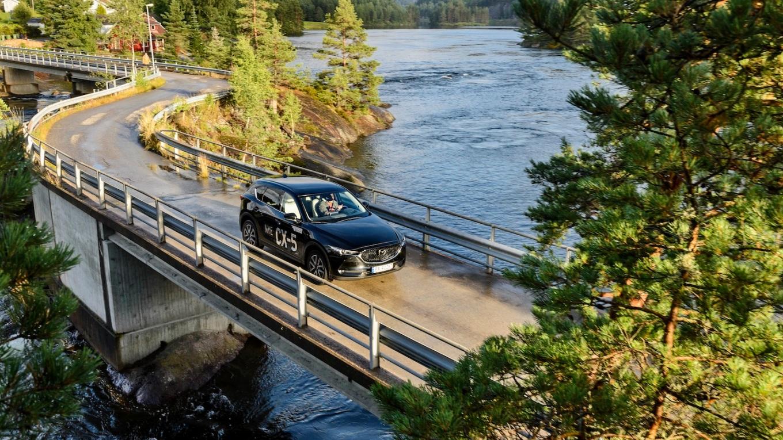 Ny Mazda CX-5 lansert juli 2017