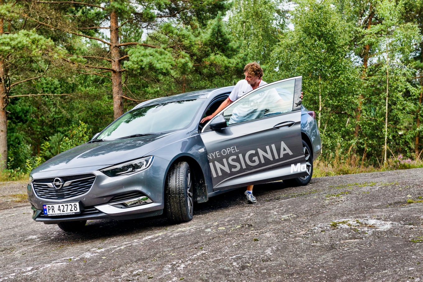 Ny Opel Insignia sports tourer