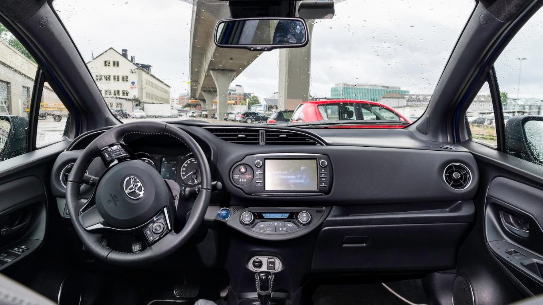Ny Toyota Yaris 2017