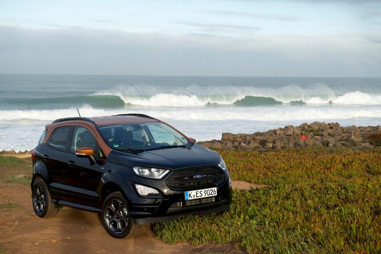Ny Ford Ecosport jan 2018