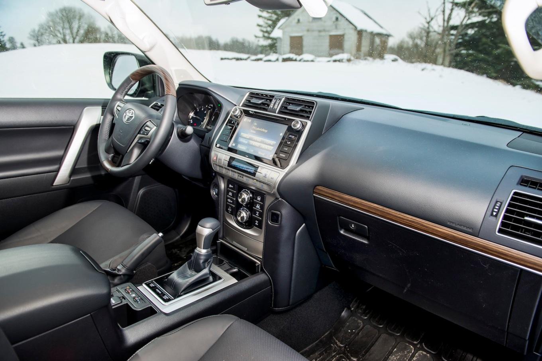 Ny Toyota Landcruiser lansert januar 2018