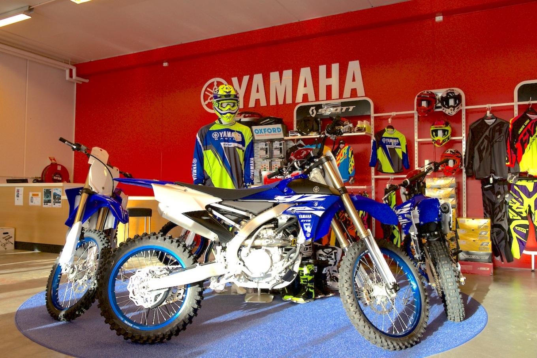 Motor-teknikk bygger om butikken og spesialiserer seg på BMW, Honda og Yamaha.